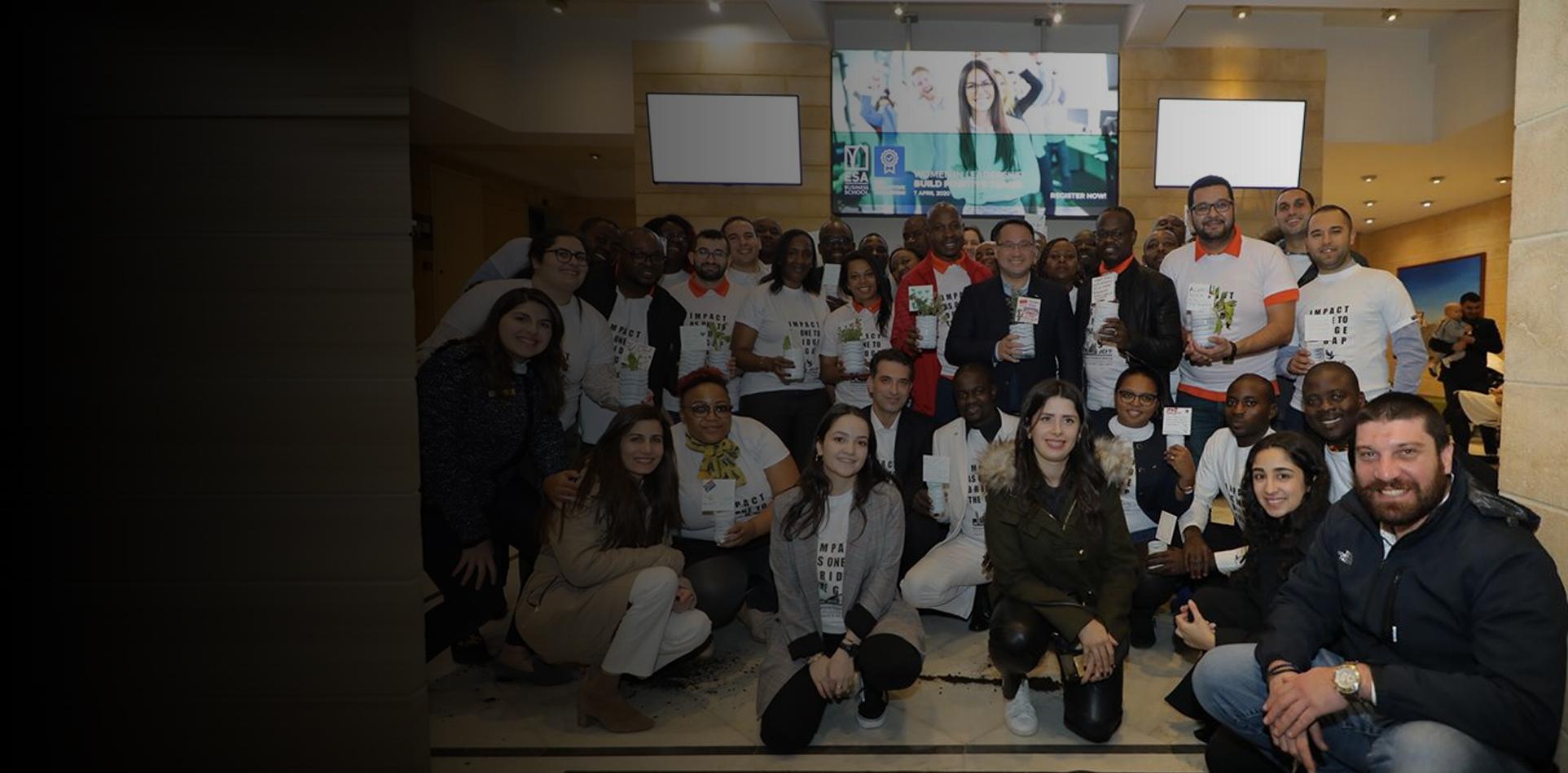 La réunion des Présidents Nationaux JCI d'Afrique et du Moyen-Orient